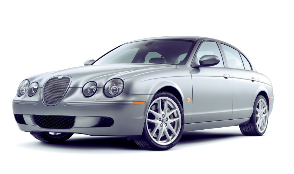 Jaguar S-Type слабые места
