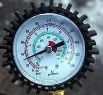 давление в шинах Форд Фокус 3