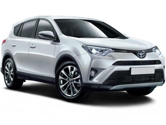 Слабые места и недостатки Toyota RAV 4 IV поколения