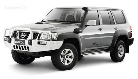 Nissan Patrol лучший