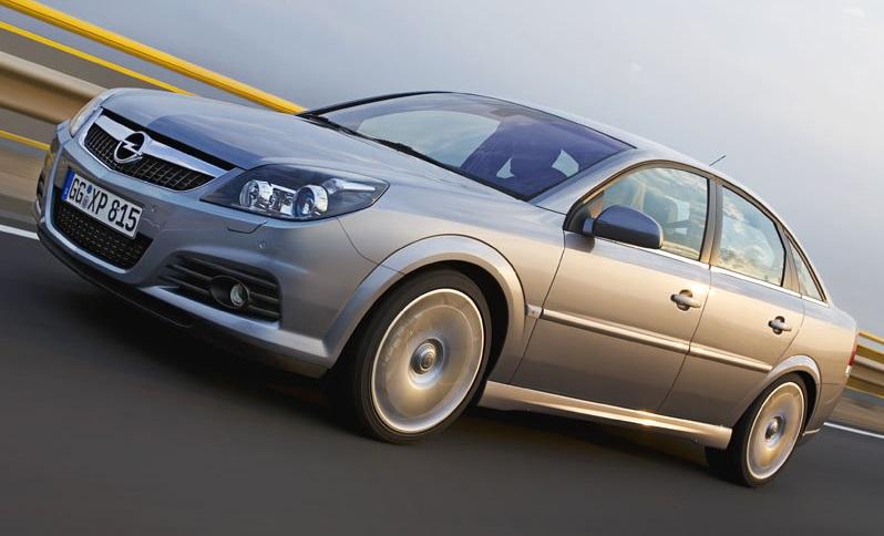 Основные проблемы Opel Vectra C