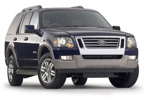 Слабые места и недостатки Ford Explorer 4