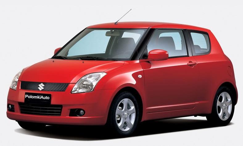 Основные болезни и особенности Suzuki Swift 4