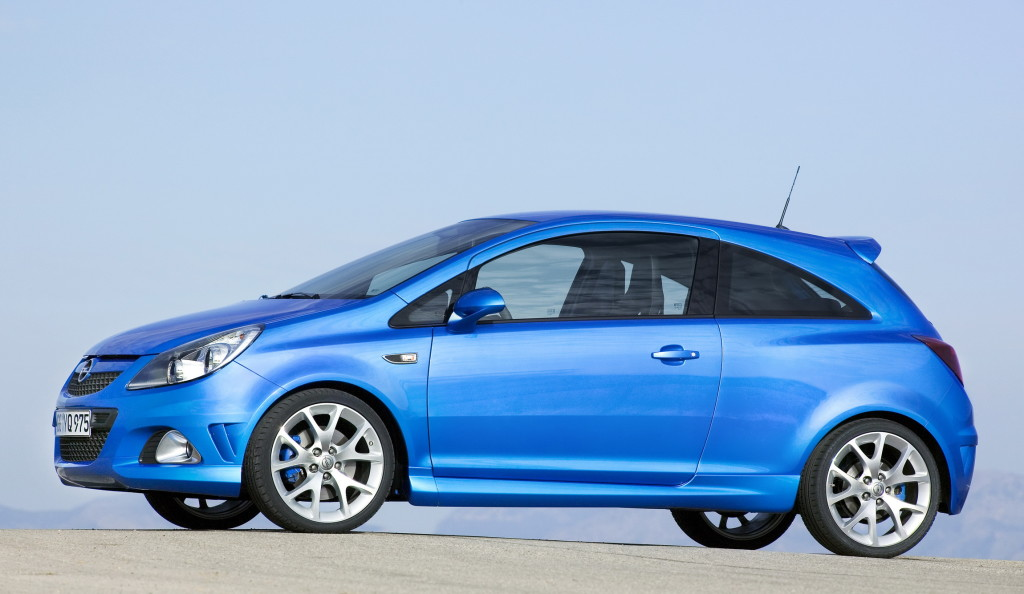 Слабые места Opel Corsa