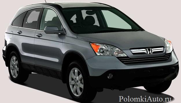 Слабые места и недостатки Honda CR-V