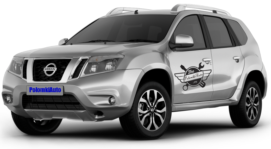Слабые места и основные недостатки Nissan Terrano 3