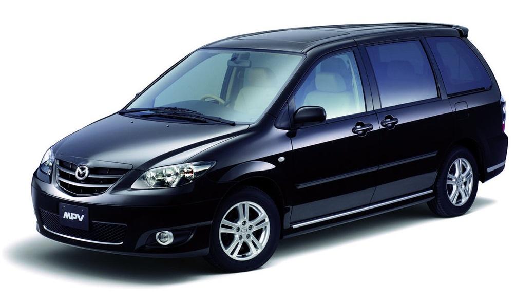 Слабые места и недостатки Mazda MPV