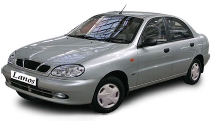 Слабые места Chevrolet Lanos