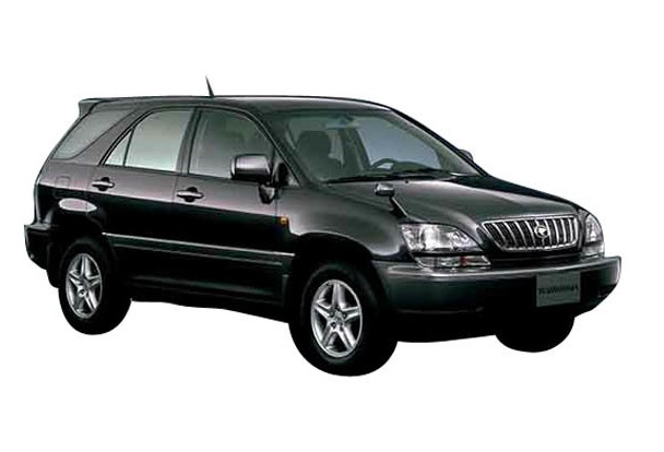 Слабые места и недостатки Toyota Harrier