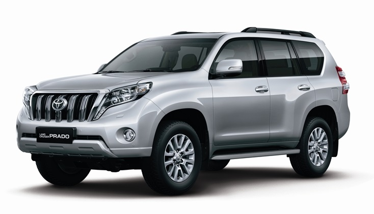 Слабые места и недостатки Toyota Land Cruiser Prado 150