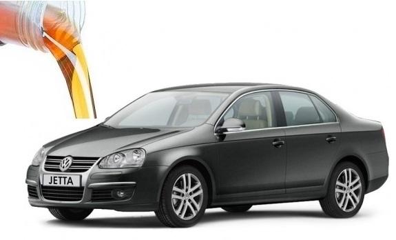 Объем масел и жидкостей ГСМ Volkswagen Jetta