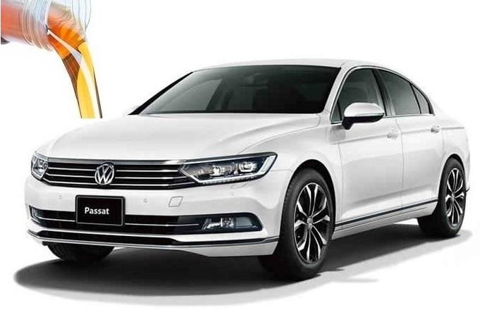 Заправочные объемы и марки ГСМ Volkswagen Passat