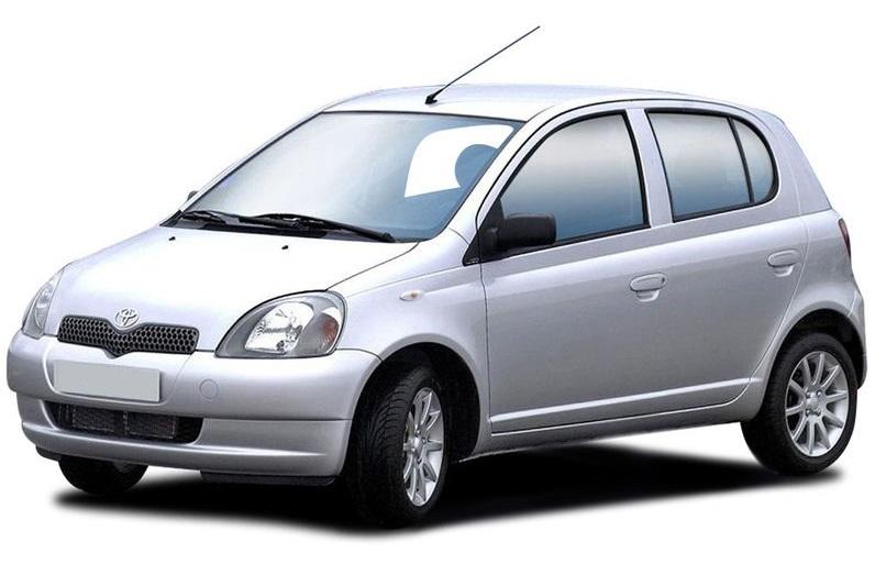 неисправности и поломки Toyota Vitz