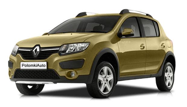 Проблемные места и недочеты Renault Sandero Stepway