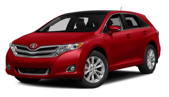 Недостатки Toyota Venza