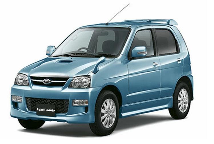 Основные недостатки и особенности Daihatsu Terios Kid