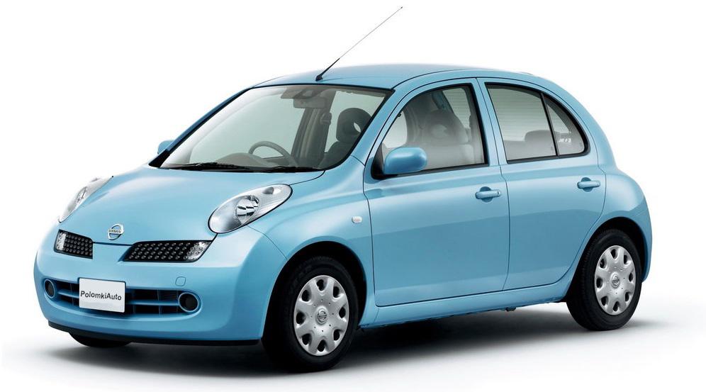 основные недостатки Nissan March 3