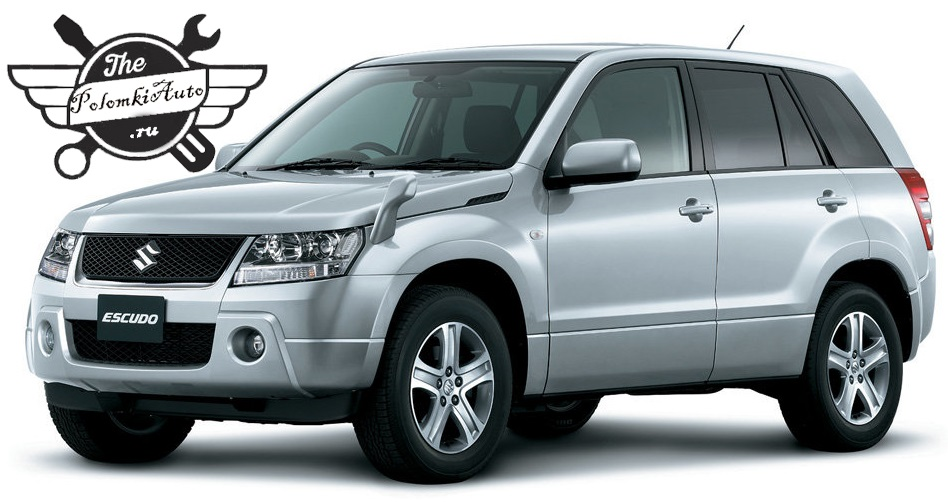 недостатки Suzuki Escudo 3