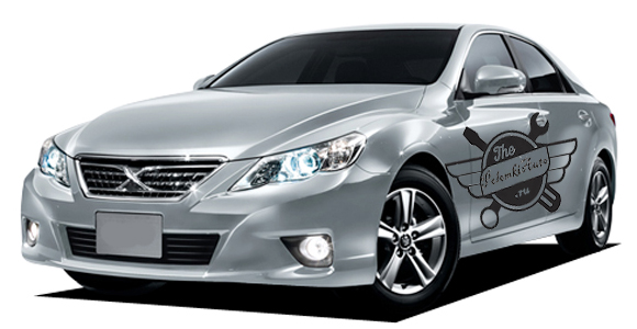 Слабые места и недостатки Toyota Mark X