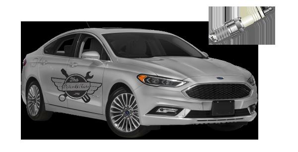 Свечи зажигания, которые рекомендовано ставить на Ford Fusion