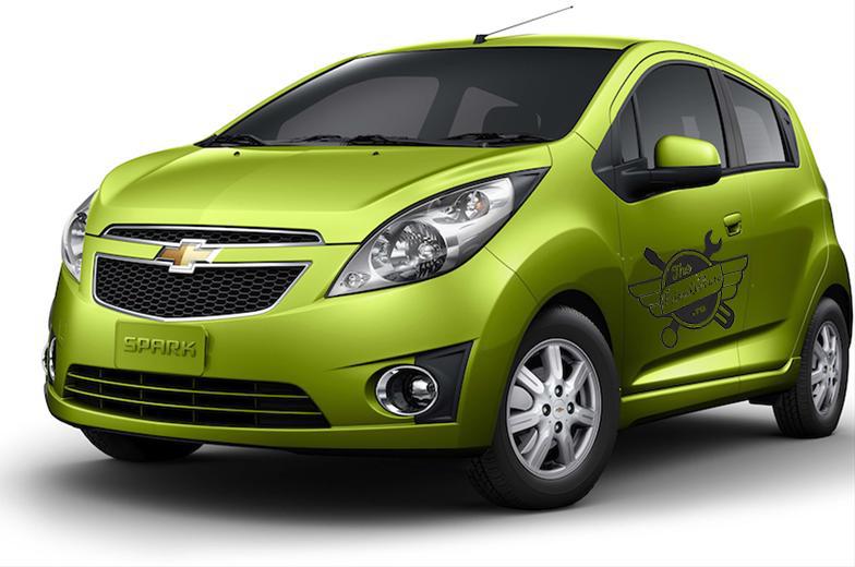 достоинства и недостатки Chevrolet Spark 3