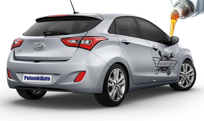 масло и сколько жидкости заливать в Hyundai i30