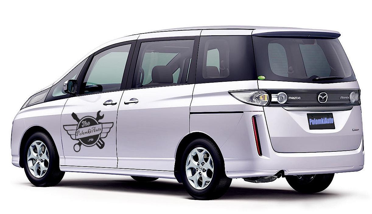 преимущества и недостатки Mazda Biante