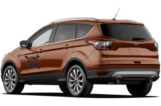 Чья сборка Ford Kuga лучше
