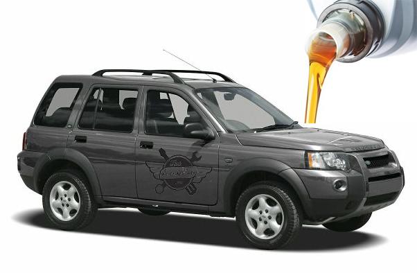объемы масел и марки заправки Land Rover Freelander