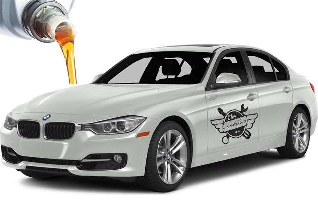 объемы масел и марки BMW 5-Series
