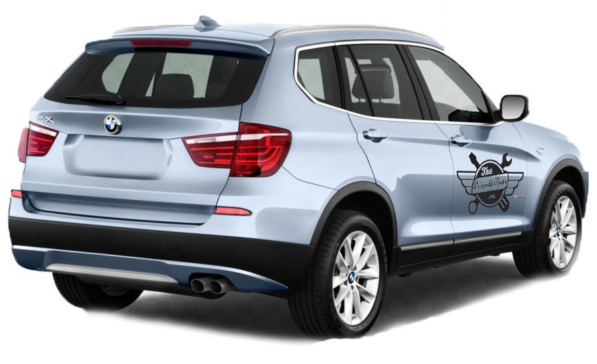 Слабые места и недостатки BMW X3(F25)