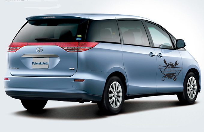 слабые места и неисправности Toyota Estima III