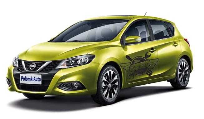 ckf,st vtcnf b ytljcnfnrb Nissan Tiida
