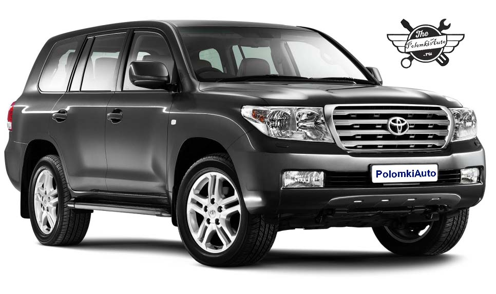 Где производят Toyota Land Cruiser Prado