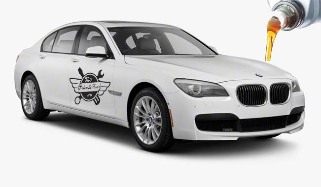 что заливать в BMW 7-Series