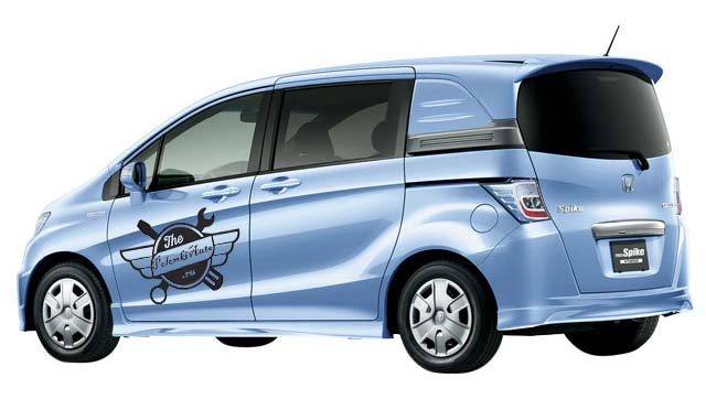 Слабые места Honda Freed Spike