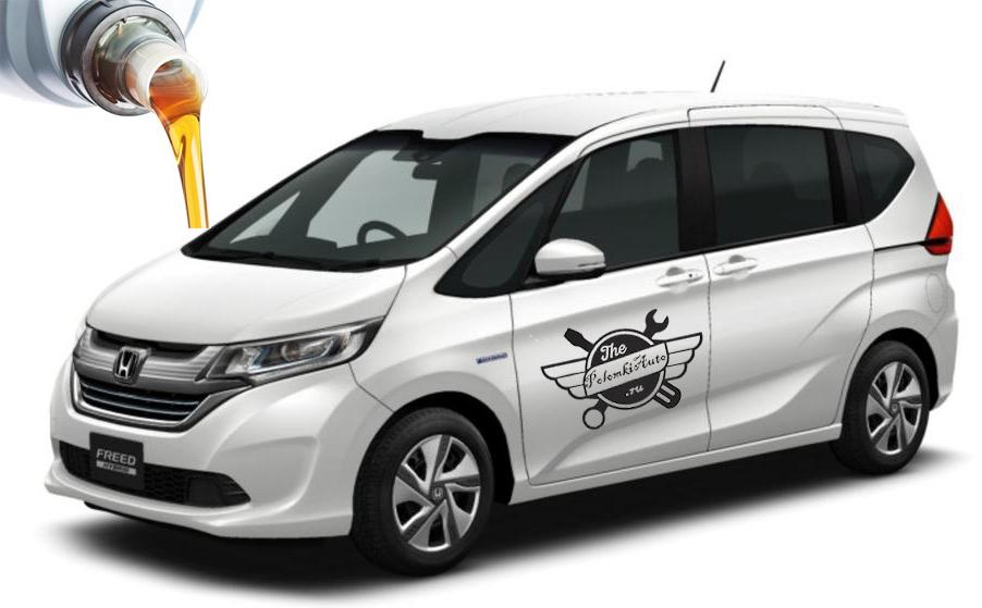 масла и жидкости для Honda Freed