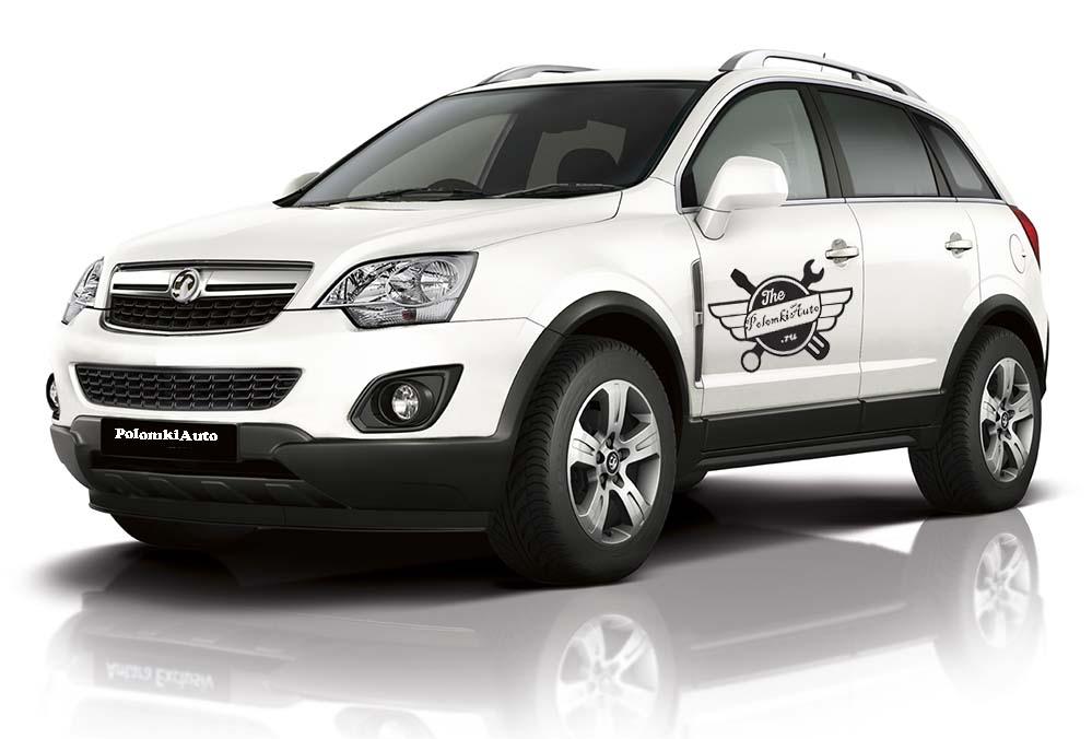 слабые места Opel Antara