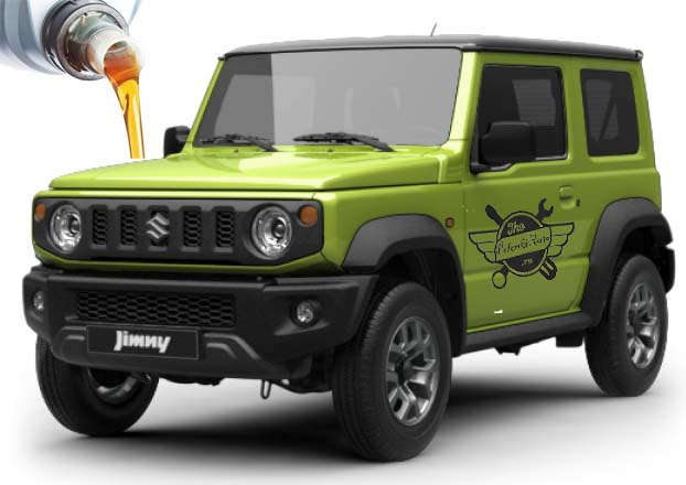 масло в Suzuki Jimny