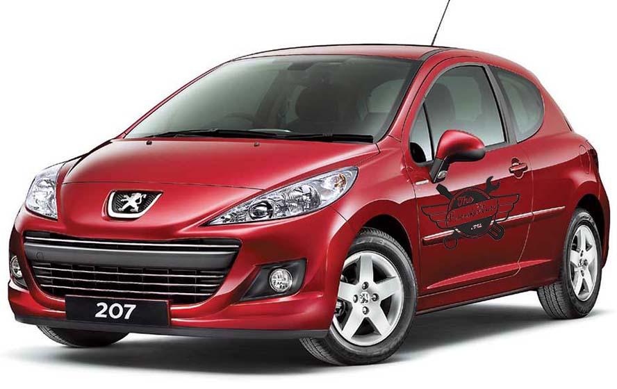 минусы Peugeot 207