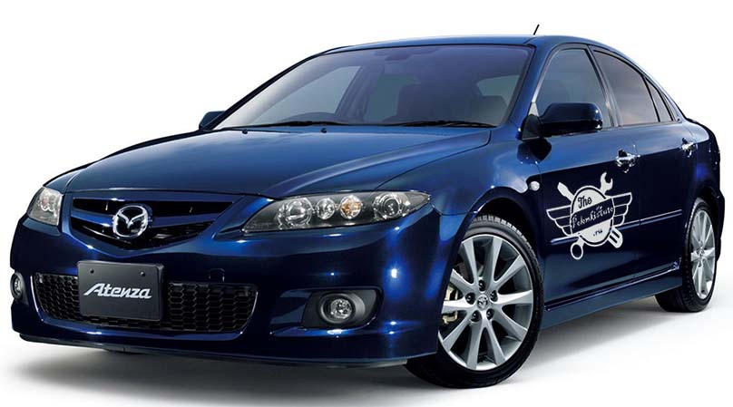 минусы и плюсы Mazda Atenza