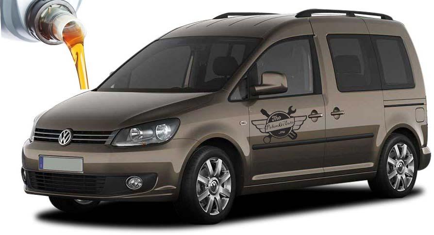 ГСМ в Volkswagen Caddy IV