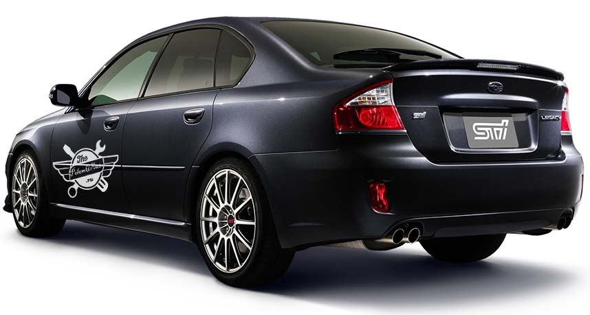 минусы Subaru Legacy 4