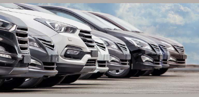 популярные автомобили в России