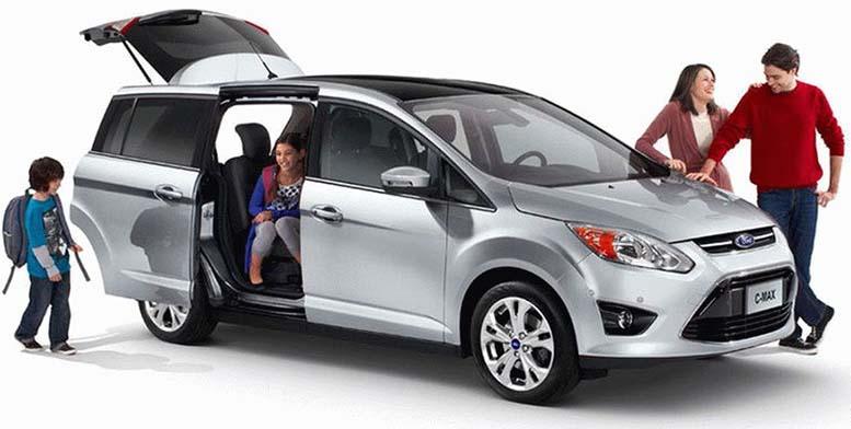 популярные машины для семьи