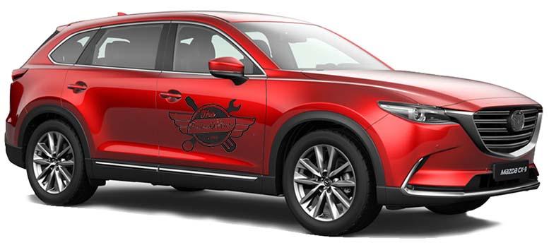 недостатки Mazda CX-9