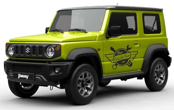 минусы Suzuki Jimny